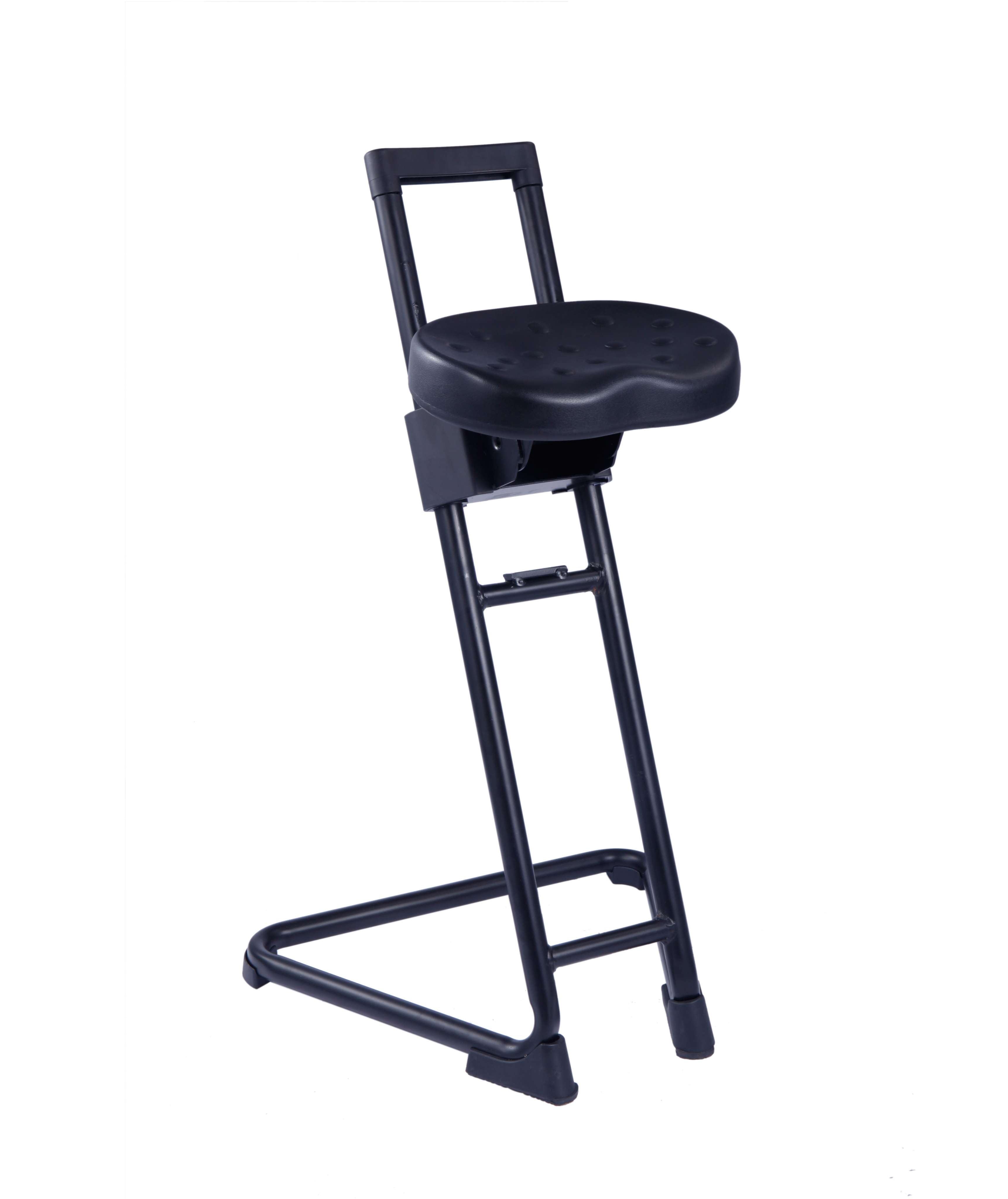 Ergonomic sit stand stool sit stand chair cleanroom chair ESD